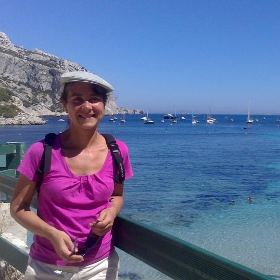 Inma, viaje a Marsella